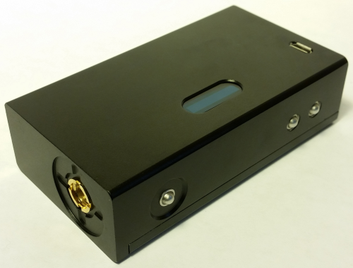 VAPORSS UPGRADED 50W Box Mod (Advanced Personal Vaporizer) A.P.V. Variable Wattage!!!