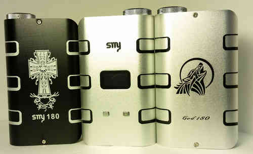 SMY God 180W Box Mod (Advanced Personal Vaporizer) A.P.V. Variable Wattage!!!