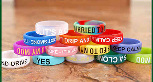 22MM Silicone Protective Vape Bands