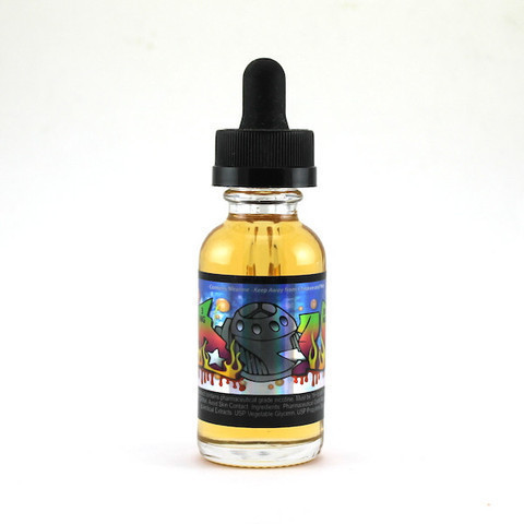 BOV (Tropical Fruit Medley) Boosted Premium E~Liquid
