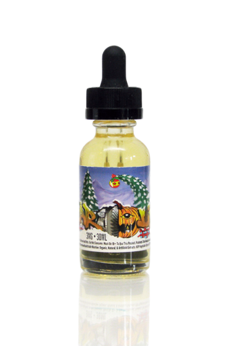 Rear Diff (Pumpkin Latte) Boosted Premium E~Liquid