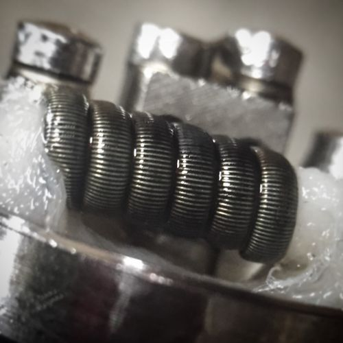 TH Creations Kanthal Staple Wire (6inches)