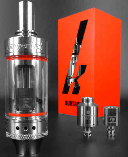 KangerTech SubTank Plus Clone ReBuild-Able Clearomizer Kit w/ AirFlow Control!