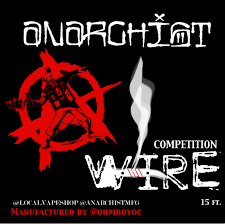 Anarchist Competition Wire By Anarchist (15 Ft)
