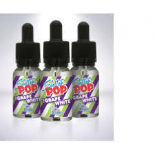 The Grape White (White Grape, Candy Apple, Citrus  Popsicle) 60ML By Lost Arts Premium E~Liquid