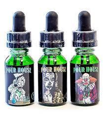 Butter Bean(Butterscotch Custard) By Pour House E-Liquid