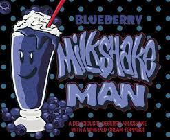 Blueberry Milkshake Man By Marina Vape