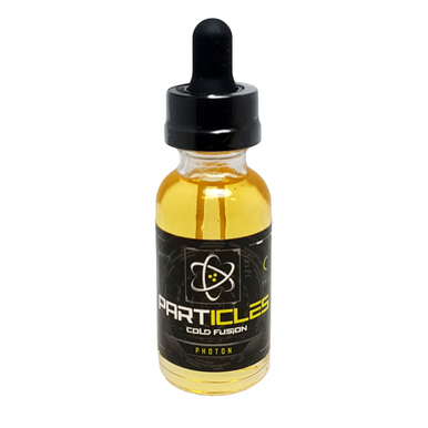 Photon Particles (Summer, Fruit, Nectar ) By Cold Fusion Premium E~Liquids