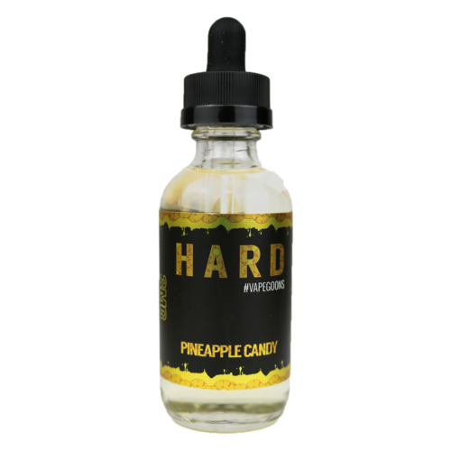 HARD (Pineapple Hard Candy) VAPEGOONS Premium E~Liquids