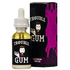Trouble Gum (Kiwi-Strawberry Bubble Gum) By Bomb Sauce