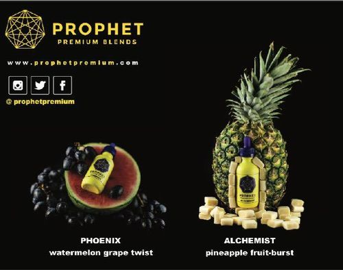 Alchemist (Pineapple Fruit Burst) 60ML By Prophet Premium Blends