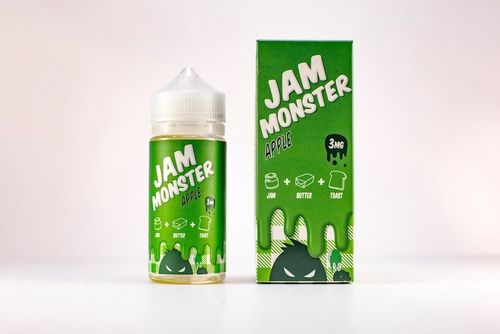 Apple Jam Monster 100ML By Jam Monster E Liquids