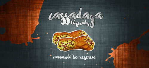 Cannoli Be Reserve (Cannoli, Cream, Chocolate Chip ) By Cassadega