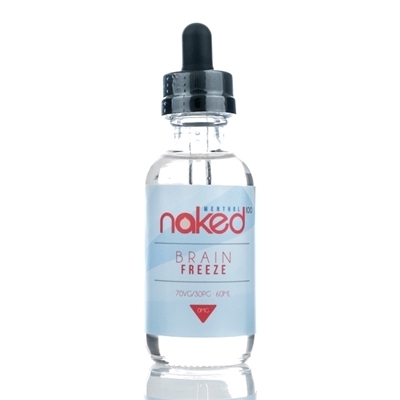 NAKED 100 - BRAIN FREEZE - 60ML