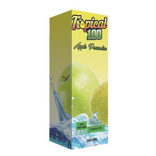 Tropical 100 (Apple, Pear) 100ML By Prophet Premium Blends