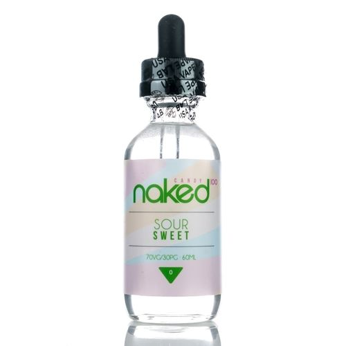 NAKED 100 - Sour Sweet - 60ML
