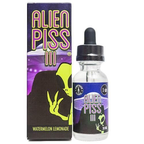 Alien Piss 4(Peach Lemonade) By Bomb Sauce