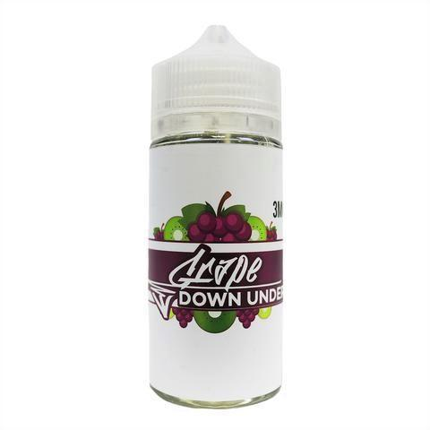 Grape Down Under (Grape, Kiwi, Cream) VAPEGOONS Premium E~Liquids