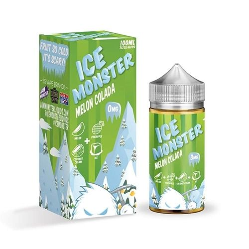 Melon Colada Ice Monster 100ML By Jam Monster E Liquids